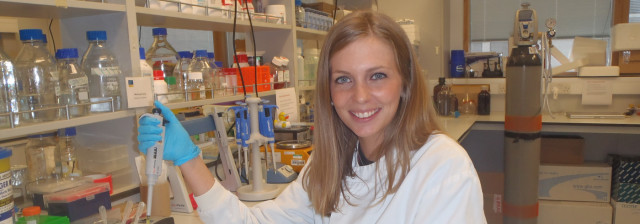 Spinal Research grant student