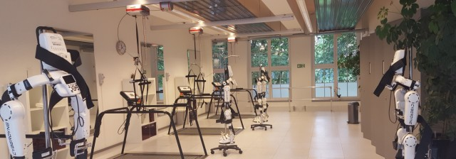 HAL machines in physio centre