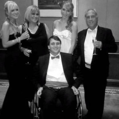 Ben Kende and family