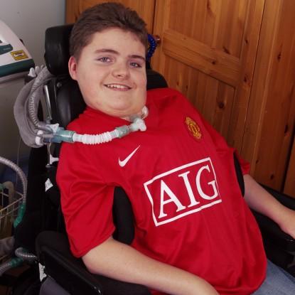 Dan aged 12