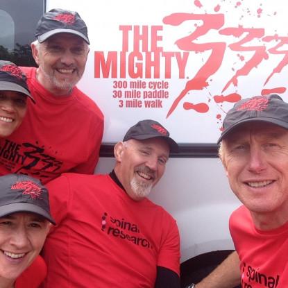 David Millars 333 Team