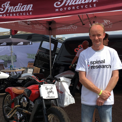 Andrew Frith Guy Martin Big Brew winner