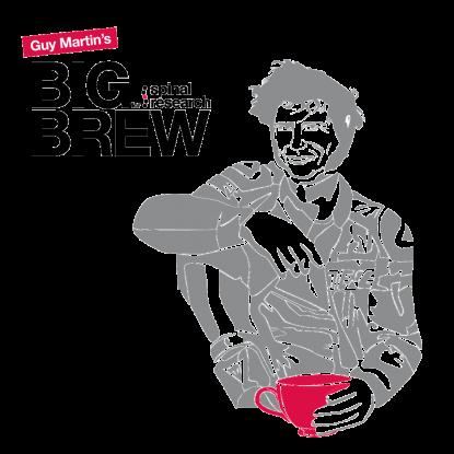 Guy Martins Big Brew
