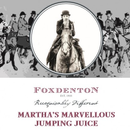 Martha's Marvellous Jumping Juice