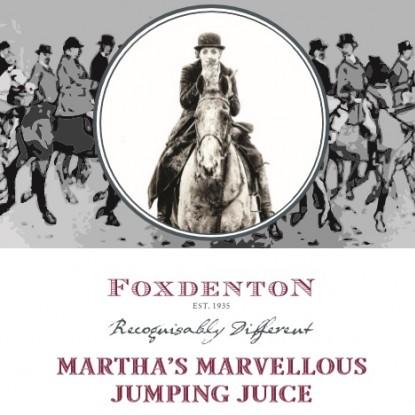 Martha's Marvellous Jumping Juice