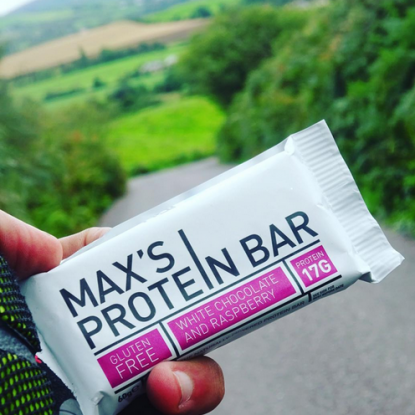 Max's Bar with Countryside background