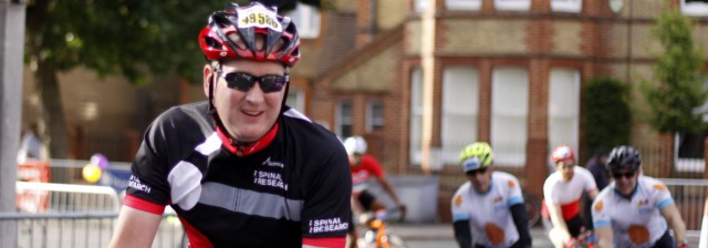 Cycling for research