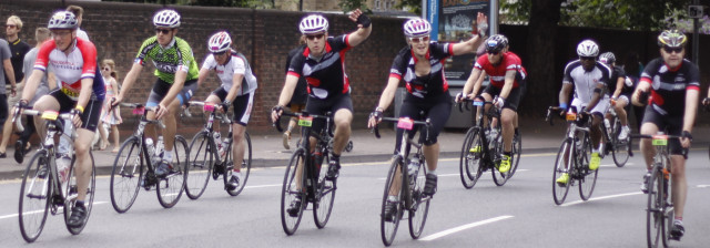 Spinal Research Riders