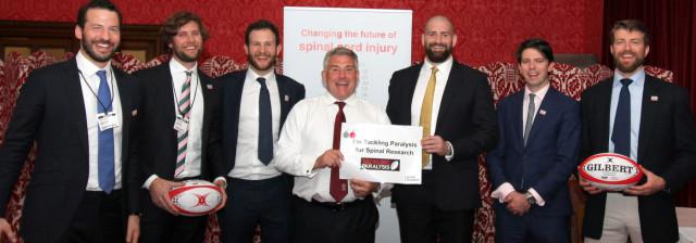Tackling Paralysis Patron & Ambassadors